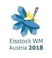 Logo von Eisstock WM 2018