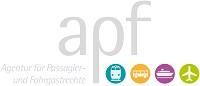 Logo von Agentur für Passagier- und Fahrgastrechte (apf)