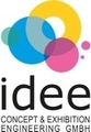 Logo von Idee Concept & Exhibition Engineering GmbH