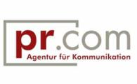 Logo von pr.com PR- und Medienberatungs GmbH