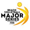 Logo von Beach Volleyball Major Series