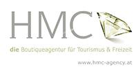 Logo von HMC – die Boutiqueagentur für Tourismus & Freizeit
