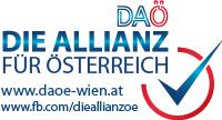 Logo von Die Allianz für Österreich - DAÖ